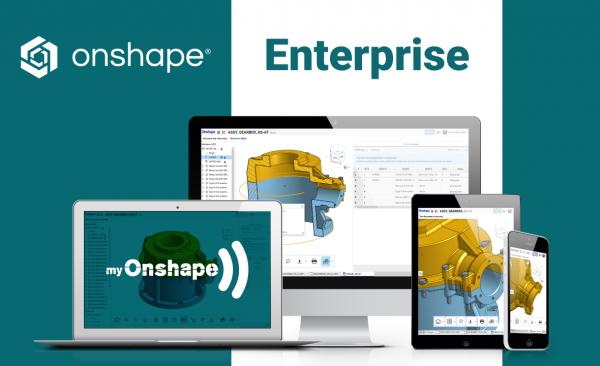 Onshape-Enterprise-Edition-CAD-Lizenz