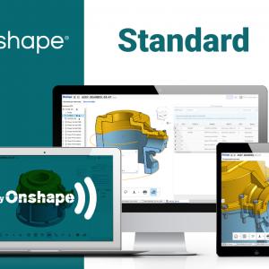 Onshape-Standard-Edition-CAD-Lizenz